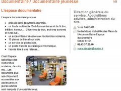 Association de bases contacts aux articles