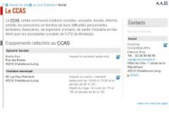 Association de contacts depuis la base aux articles